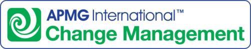 APMG International Change Management™ | CC Learning
